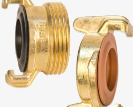 All GEKA and Claw-Lock Couplings