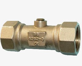 Backflow Preventers and Non-Return Valves