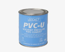 PVC-U Solvent Cement and Cleaning Fluid
