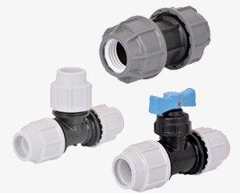Compression Fittings and Connectors