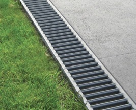 Domestic Drainage Channels