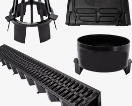 Drainage Channel Kits