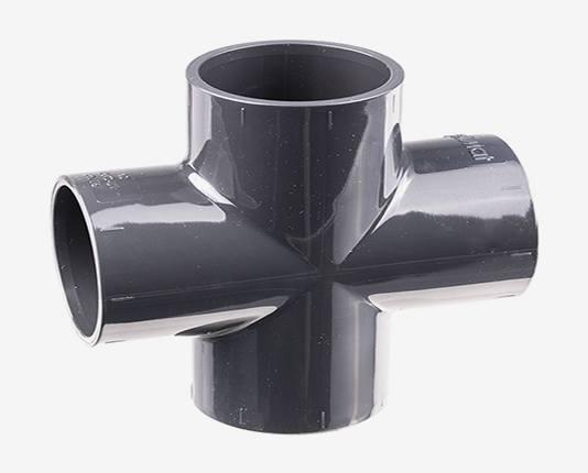 PVC-U Cross Connectors