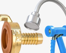 Irrigation Products with GEKA Fittings