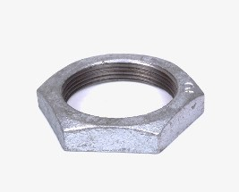 Galvanised Lock Nuts