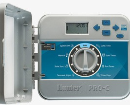 Mains Irrigation Controllers