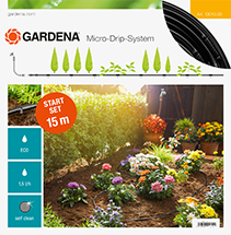 Gardena Irrigation Kits