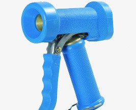 Nozzles and Guns with GEKA Fittings