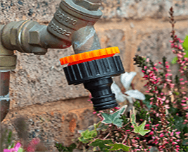 Outdoor Tap Connectors