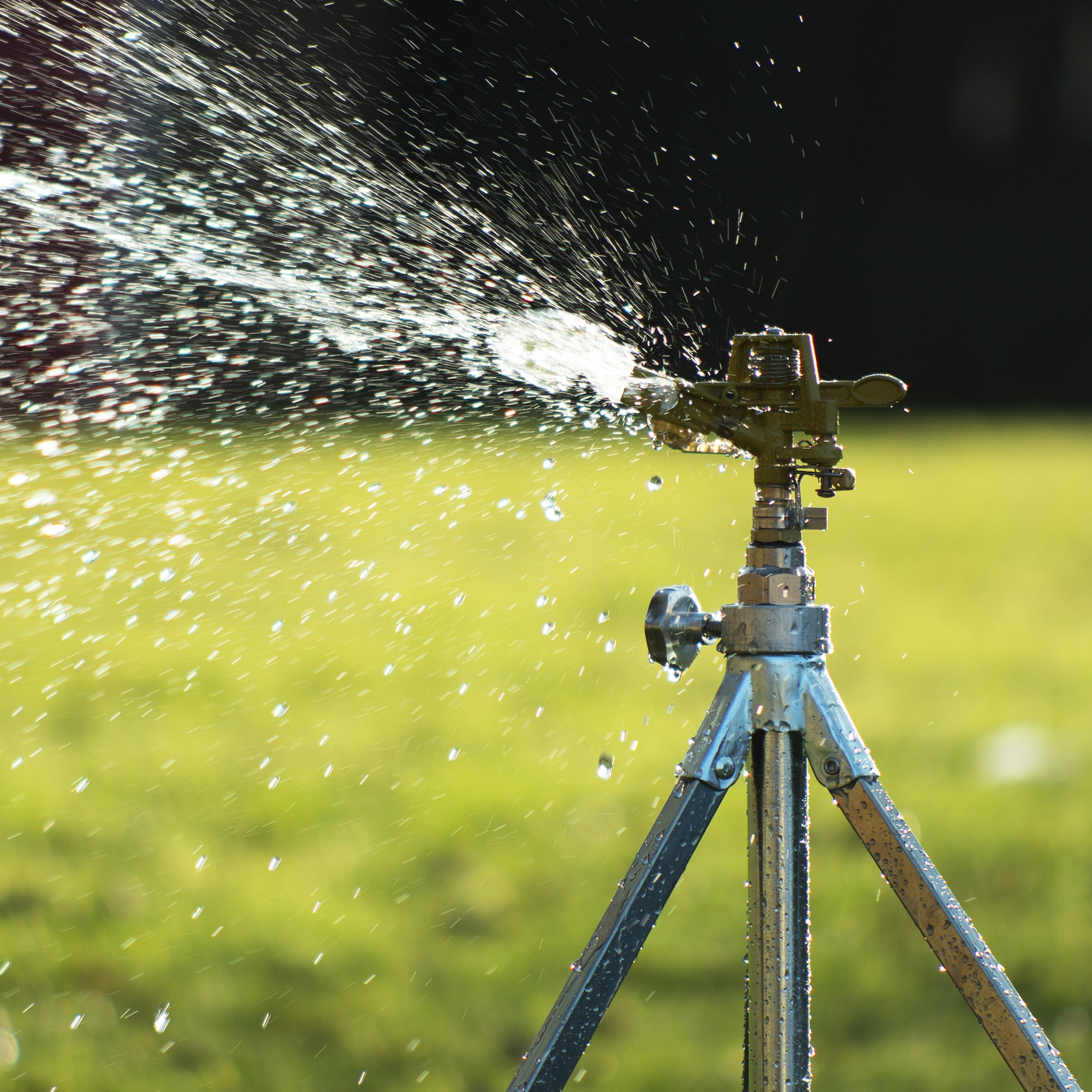 Spike Mounted Sprinklers
