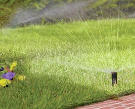 Pop-Up Lawn Watering Kits