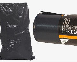 Rubble and Refuse Sacks