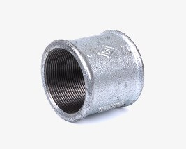 Galvanised Sockets (Female to Female)
