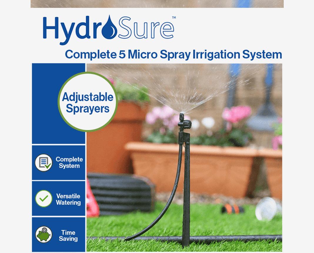 Micro Spray/Sprinkler Kits