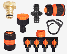 Tap And Hose Connectors