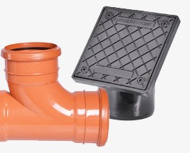 Underground Drainage Pipe Fittings