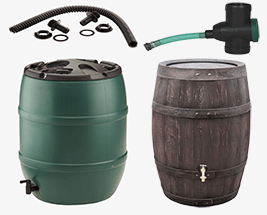 Water Butts, Accessories & Kits