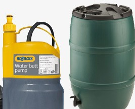 Water Storage & Pumps