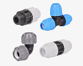 Compression Fittings & Connectors