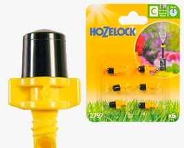 Hozelock Micro Irrigation Drippers & Sprinklers