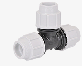 Plasson 20mm Compression Fittings
