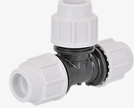 Plasson 25mm Compression Fittings