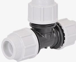 Plasson 32mm Compression Fittings
