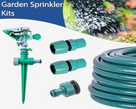 Garden Sprinkler Kits