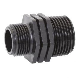 Pack of 100 HydroSure Reducing Nipple - 1'' BSP Male to 3/4'' BSP Male