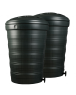 HydroSure 2 x 200L Water Butt (Inc. Stand and Filter)