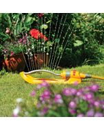 Hozelock Rectangular Garden Sprinkler Plus 260 SqM - 2975P0000