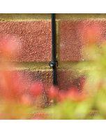 Hozelock Hose Wall Clip - 4mm - Pack of 10