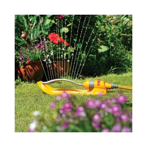 Hozelock Rectangular Garden Sprinkler Plus 200m²