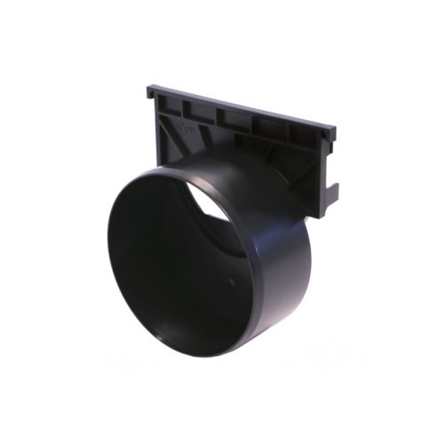 ACO 110mm Universal Outlet End Cap