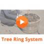 Soaker Hose Tree Ring Installation - HydroSure