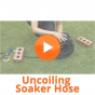 How to Correctly Uncoil a Soaker Hose