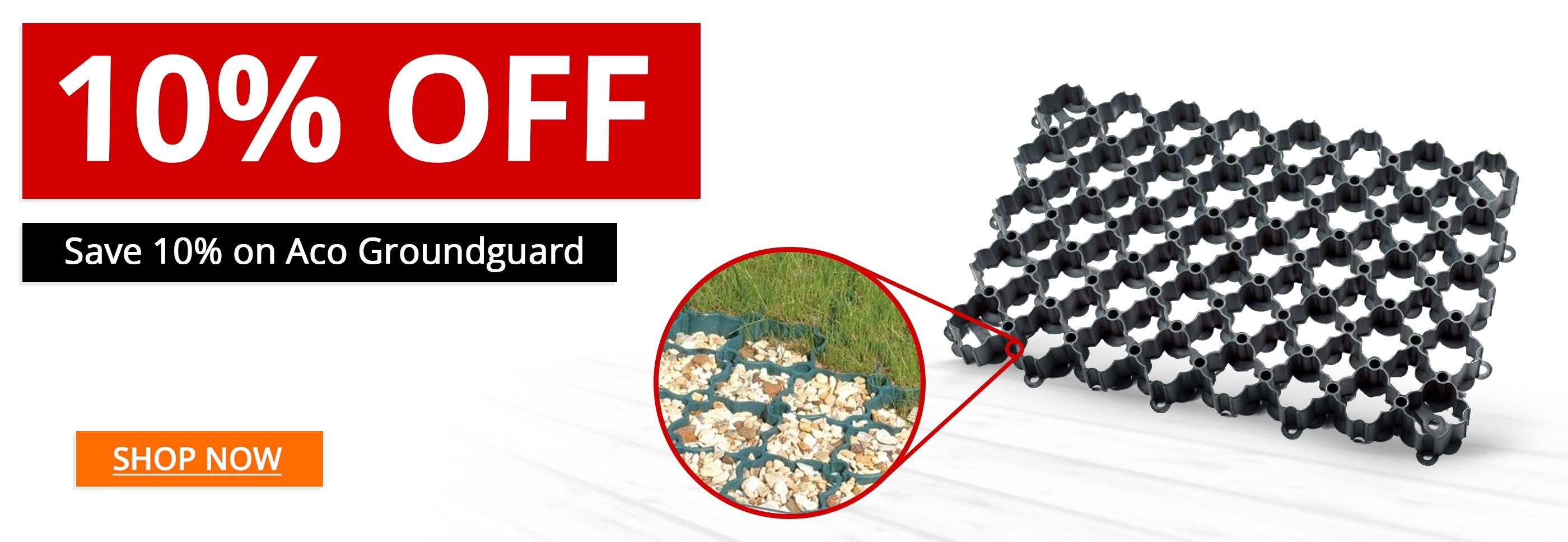 10% Off GroundGuard